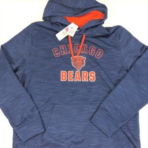 Chicago Bears Performance Hoody NWT